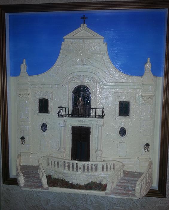 Quadro in rilievo, Chiesa di San Francesco