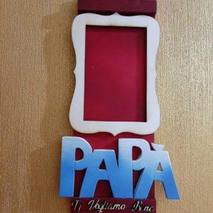 porta foto festa del papà