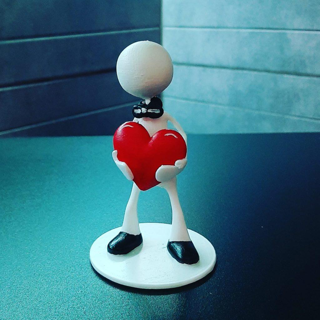 omino cuore