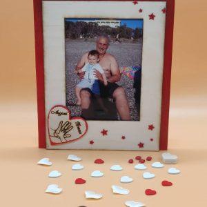 porta foto festa dei nonni