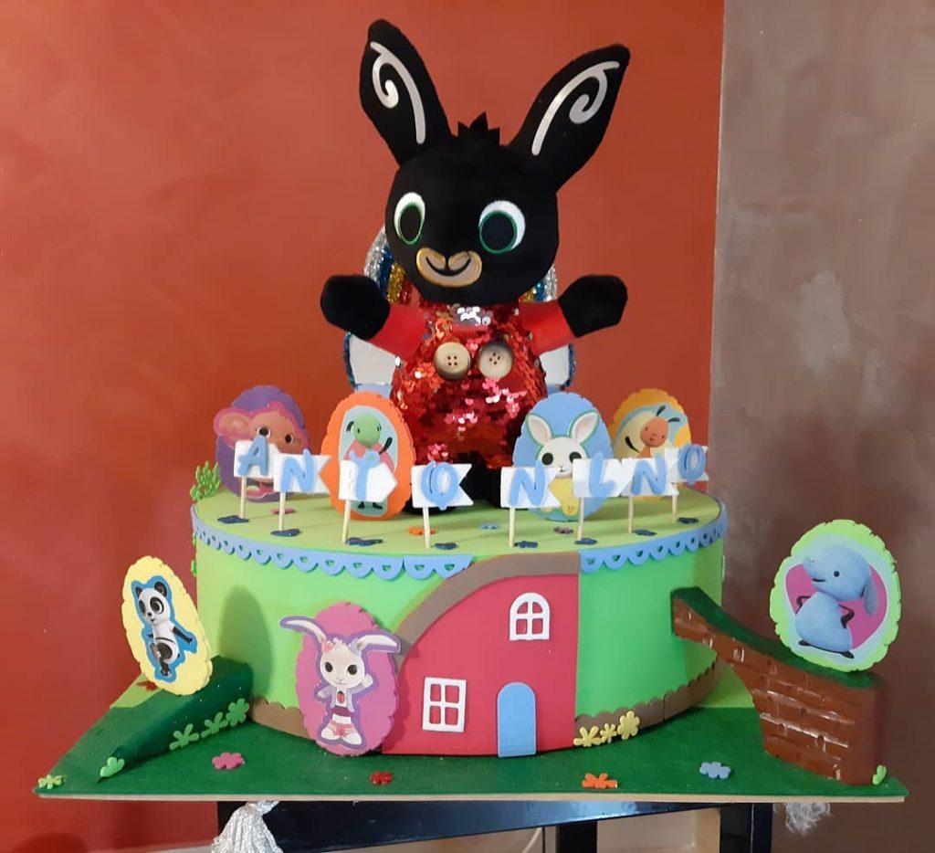 torta personalizzata compleanno