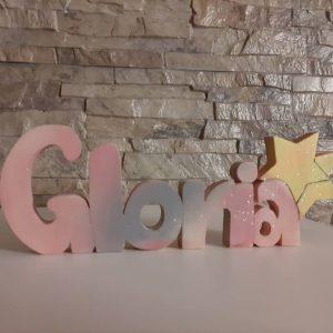 scritta_legno_personalizzata_gloria